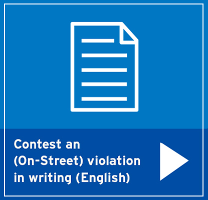 Contest Violation in Writing